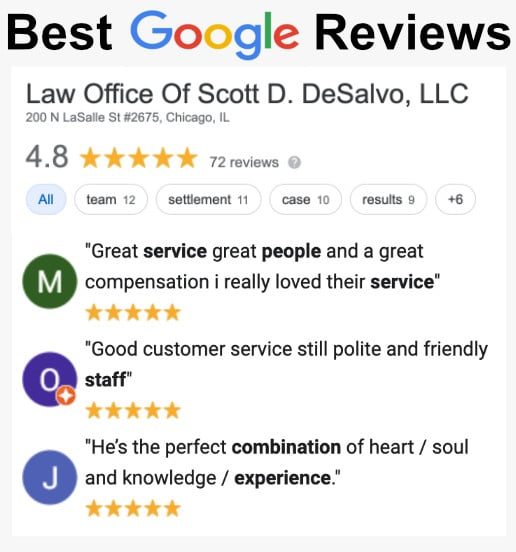great reviews for nursing home neglect case lawyer